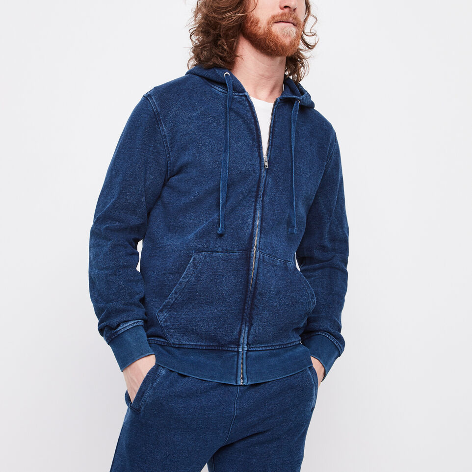 Roots-Nimes Full Zip Hoody
