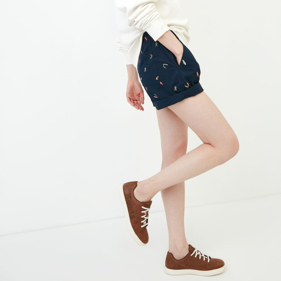 Roots-undefined-Woodland Short-undefined-C