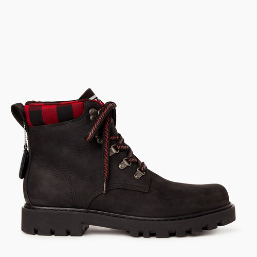 Roots-Footwear Our Favourite New Arrivals-Roots x Fred VanVleet Mens Tuff Boot-Black-A