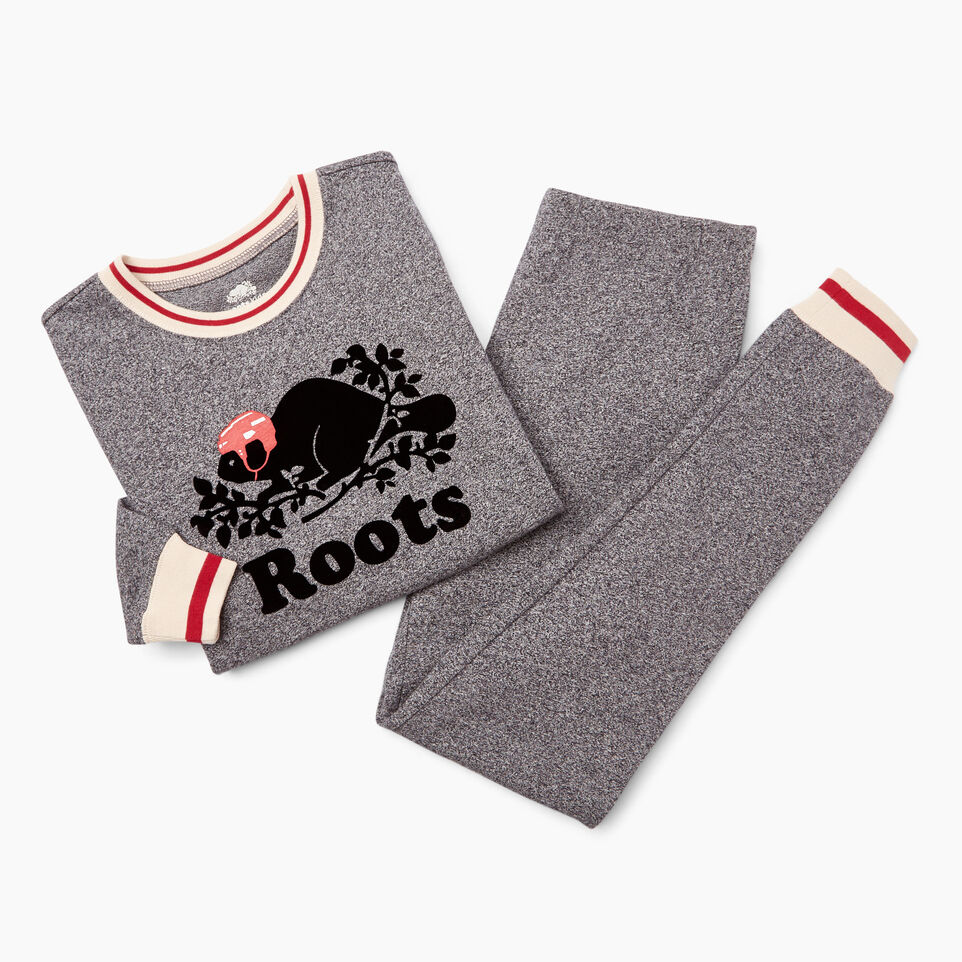 Roots-undefined-Pyjama Hockey Buddy pour garçons-undefined-A