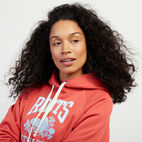Roots-Women New Arrivals-RBA Cropped Hoody-Cranberry-E