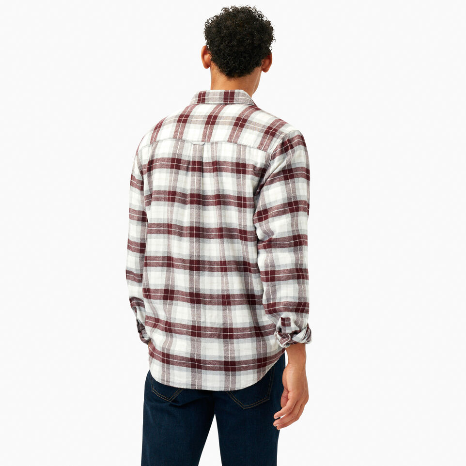 Roots-undefined-Maple Flannel Shirt-undefined-D