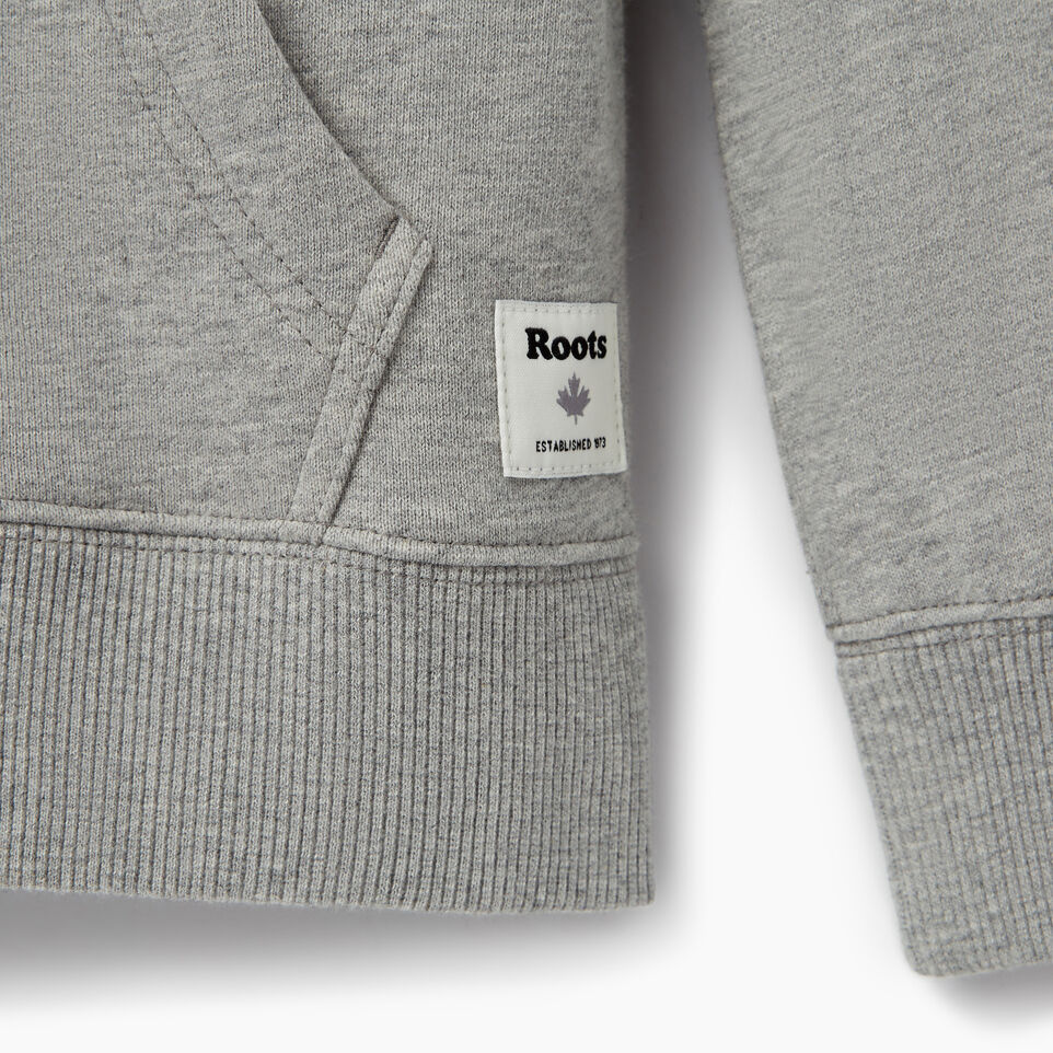 Roots-undefined-Girls Colour Block Full Zip Hoody-undefined-C