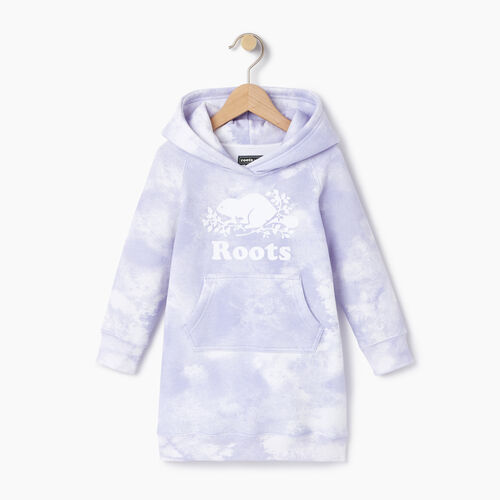 Roots-Kids Dresses-Toddler Cloud Nine Dress-Thistle-A