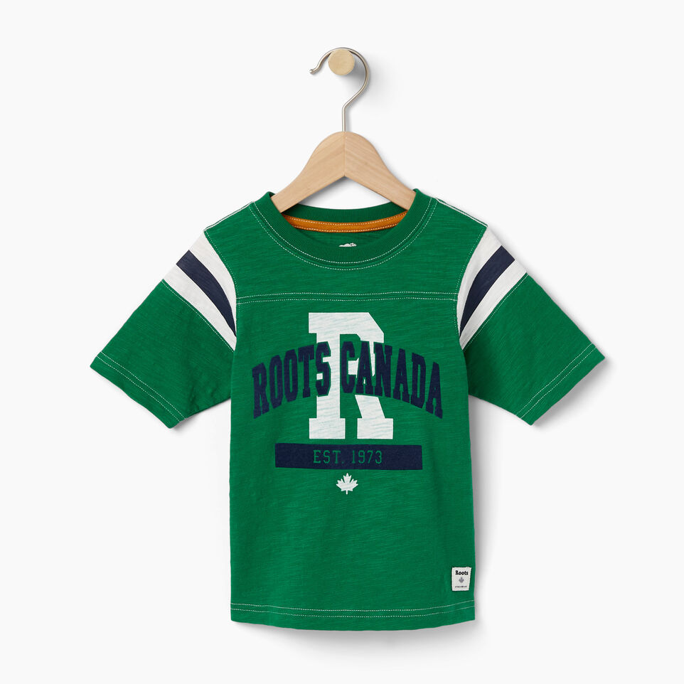 Roots-Toddler Varsity Top