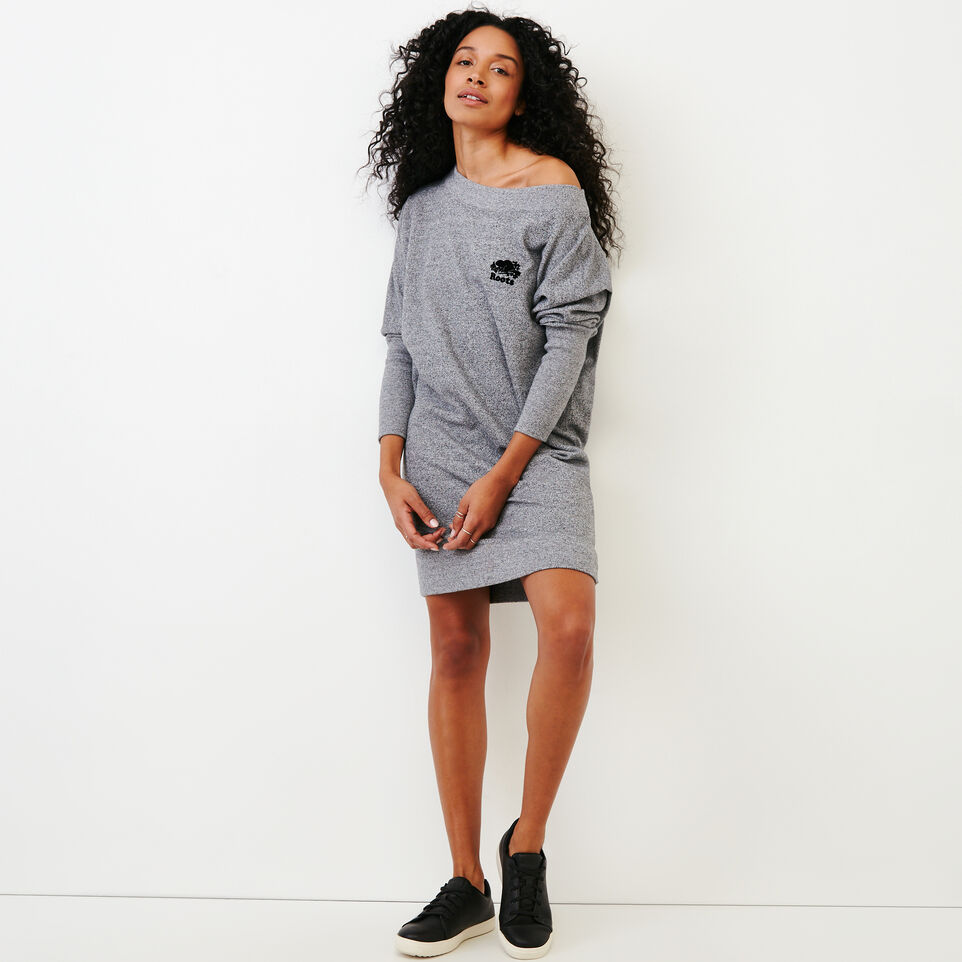 Roots-undefined-Roots Salt and Pepper Dress-undefined-B