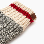 Roots-Kids Our Favourite New Arrivals-Kids Cabin Lounge Sock-Grey Oat Mix-B