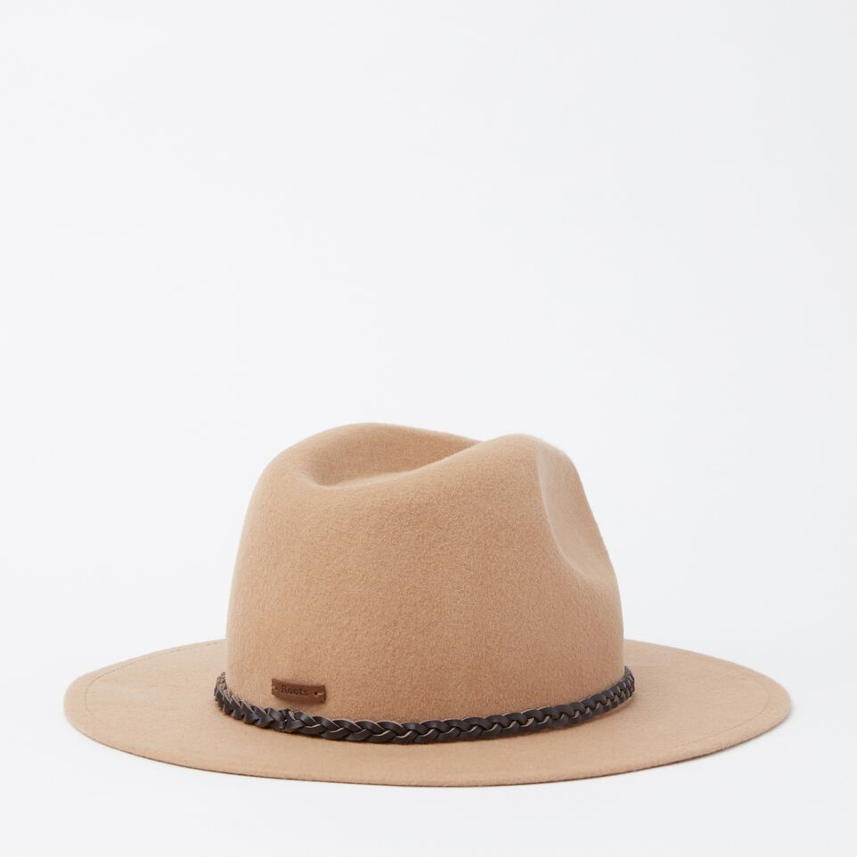 Roots-undefined-Fedora Feutre Annie-undefined-C