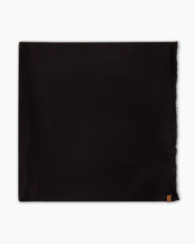 Roots-Women Accessories-Cozy Travel Scarf-Black-A