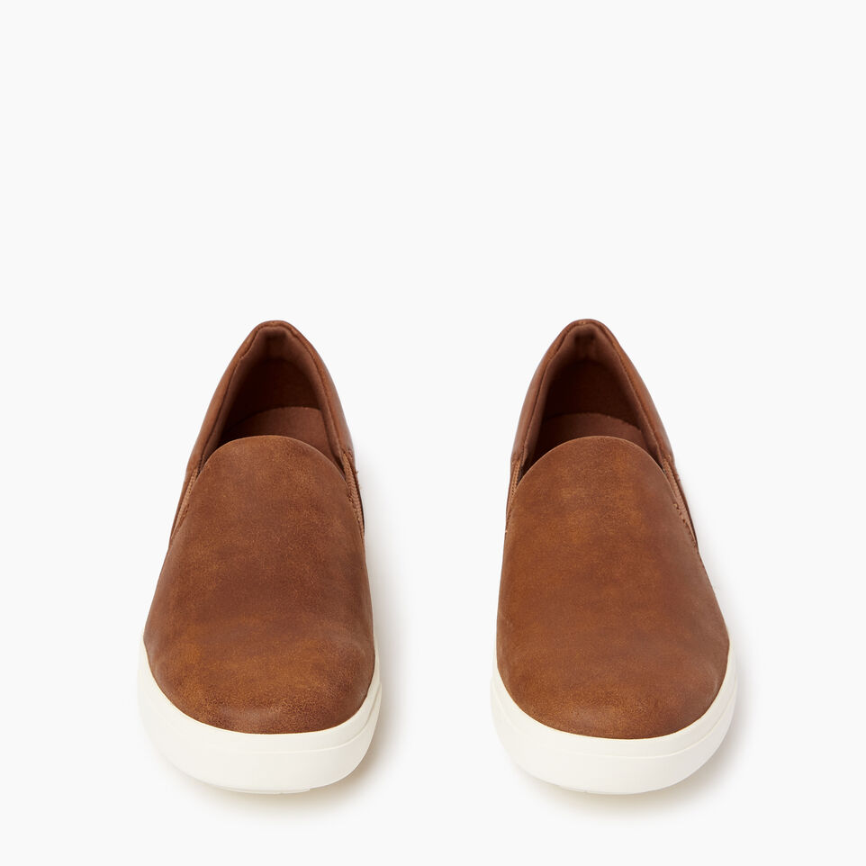 Roots-Women Categories-Womens Annex Slip-on-Natural-D