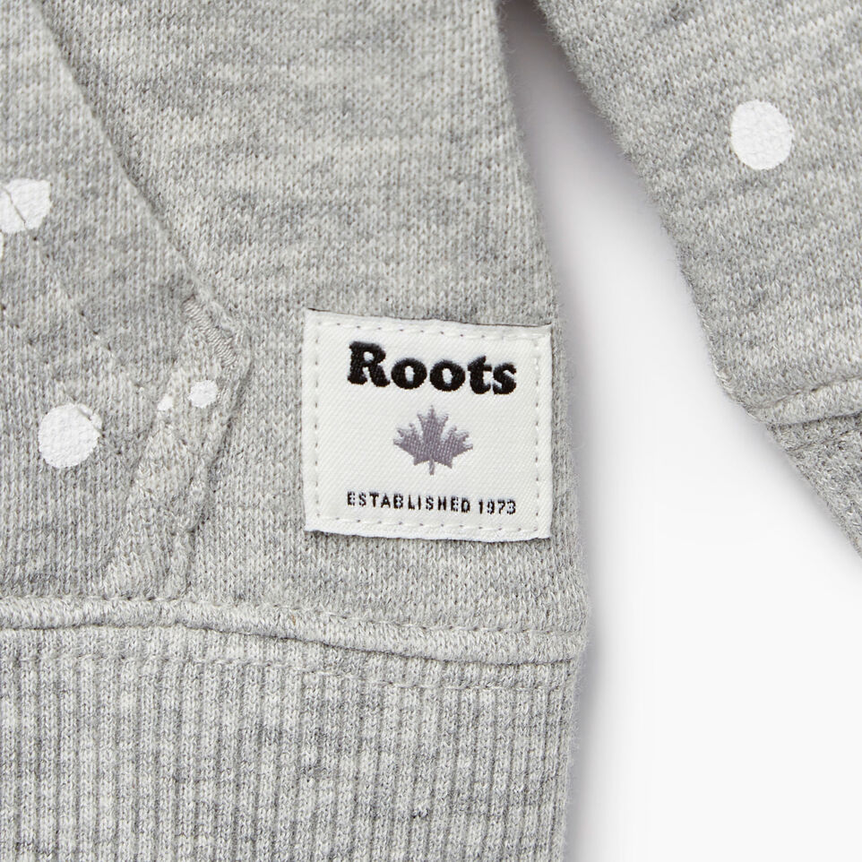 Roots-undefined-Baby Splatter Full Zip Hoody-undefined-C