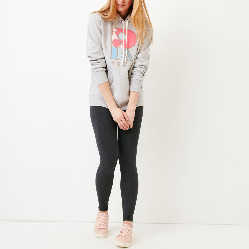 Roots-Women Our Favourite New Arrivals-United Hoody-Snowy Ice Mix-B