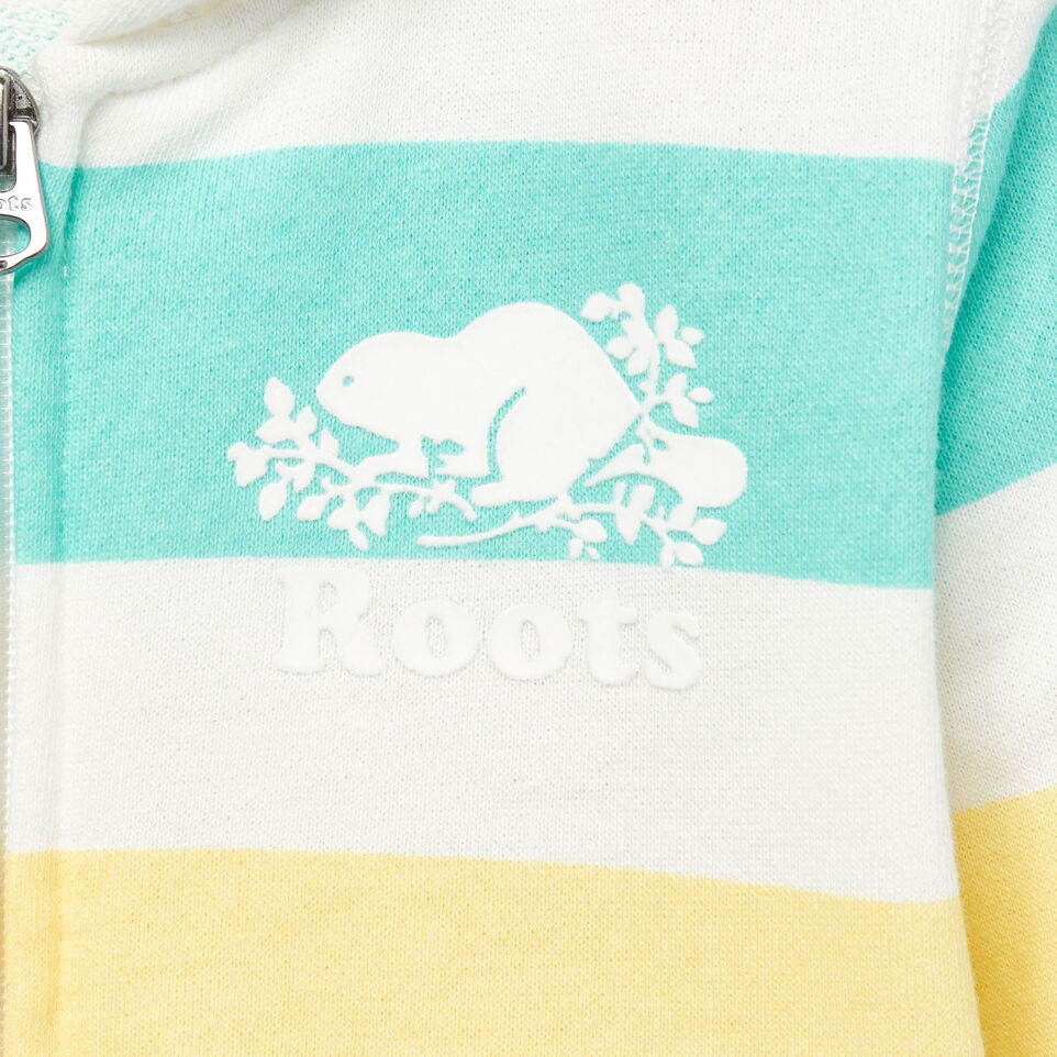 Roots-Kids Our Favourite New Arrivals-Toddler Ombre Stripe Full Zip Hoody-Ivory-D