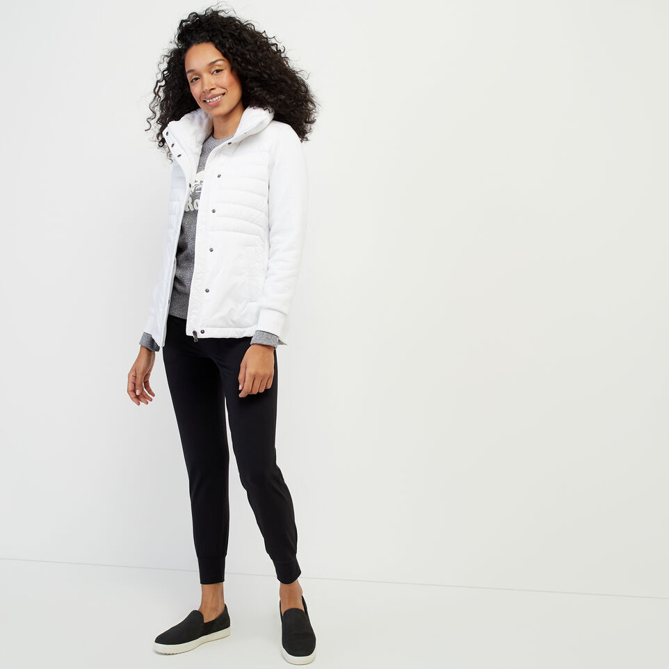 Roots-New For February Journey Collection-Journey Hybrid Jacket-White-B