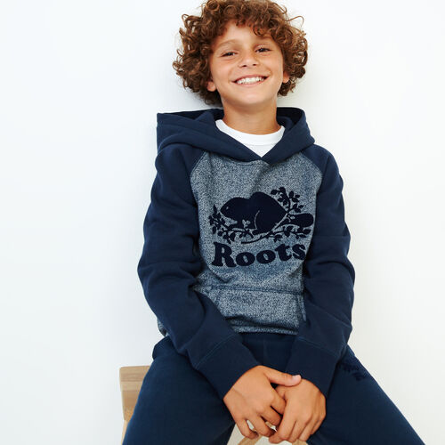 Roots-Kids Our Favourite New Arrivals-Boys Original Kanga Hoody-Navy Blazer Pepper-A