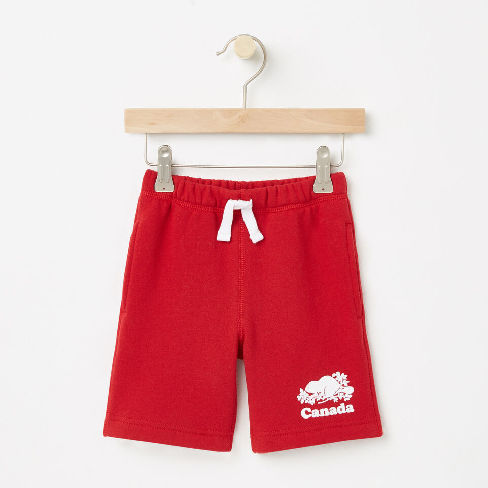 Roots-undefined-Toddler Canada Original Athletic Shorts-undefined-A