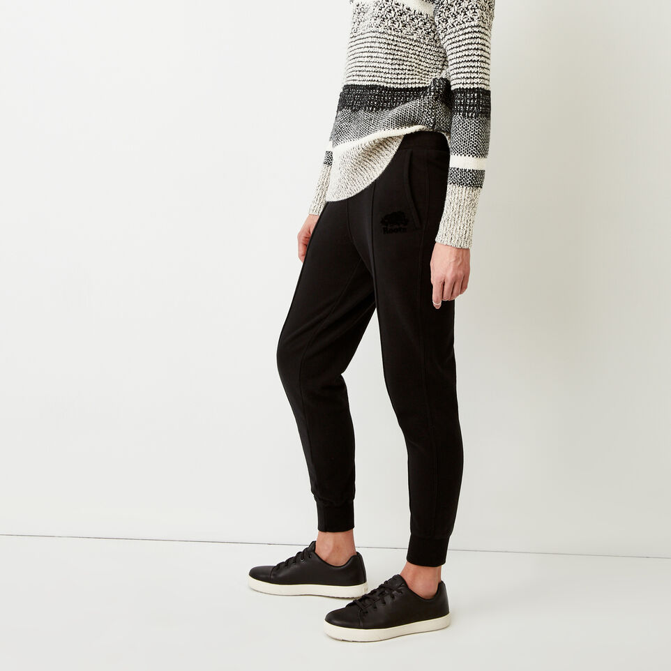 Roots-undefined-Pintuck Sweatpant-undefined-C