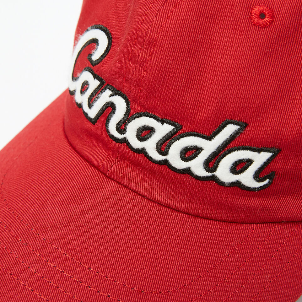 Roots-undefined-Canada Organic Cotton Cap-undefined-D