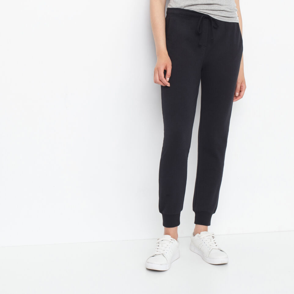 Roots-undefined-Cozy Fleece Sweatpant-undefined-A