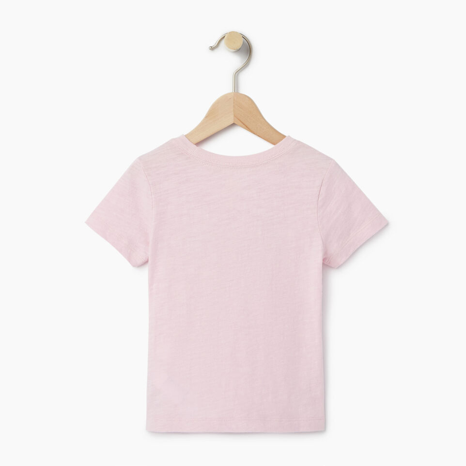 Roots-undefined-Toddler Roots Script T-shirt-undefined-B