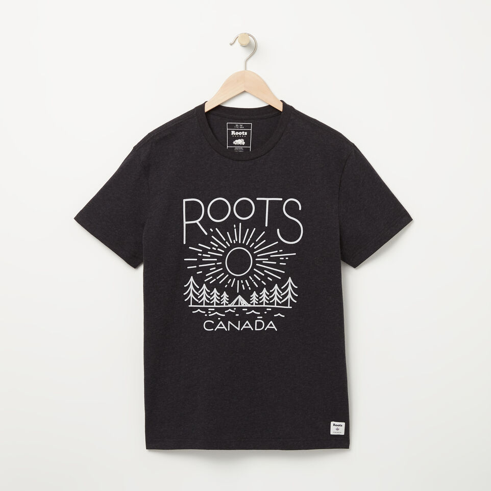 Roots-undefined-T-shirt Good Lines-undefined-A