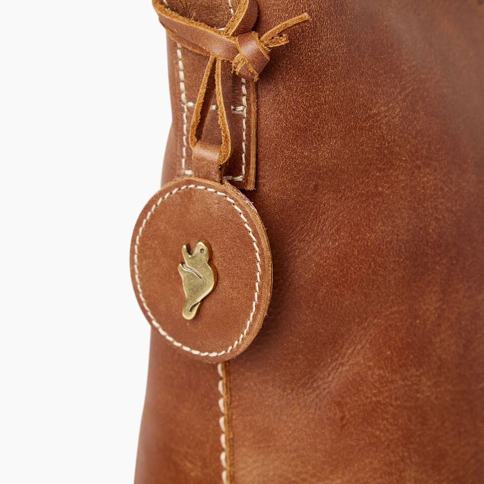 Roots-Leather Our Favourite New Arrivals-Rideau Crossbody-Natural-E