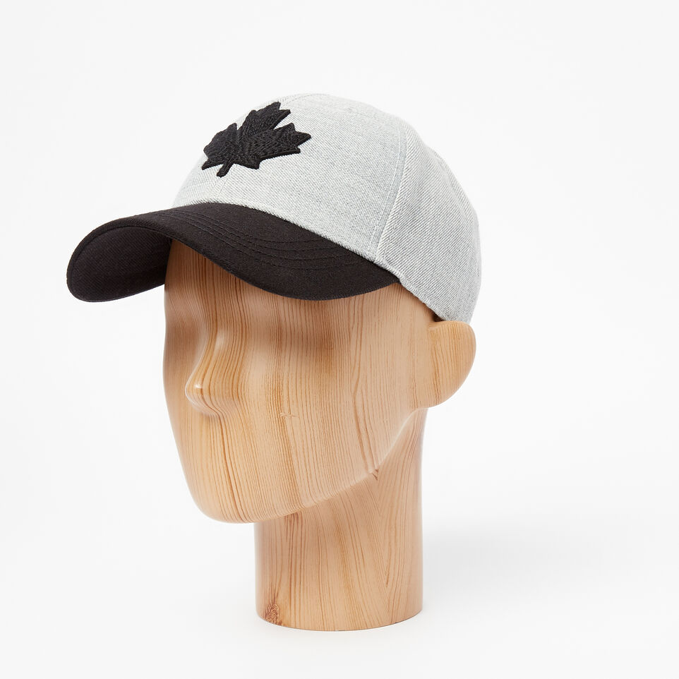 Roots-undefined-Two Tone Baseball Cap-undefined-B
