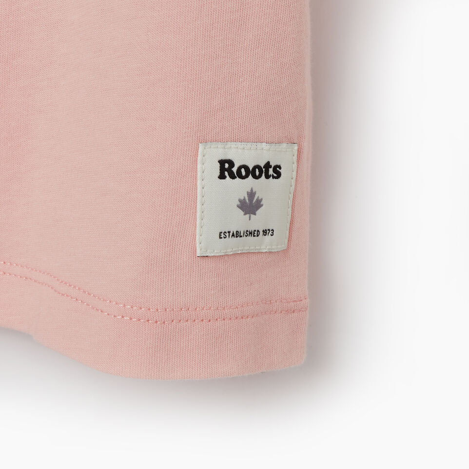 Roots-undefined-Womens Sunset T-shirt-undefined-D