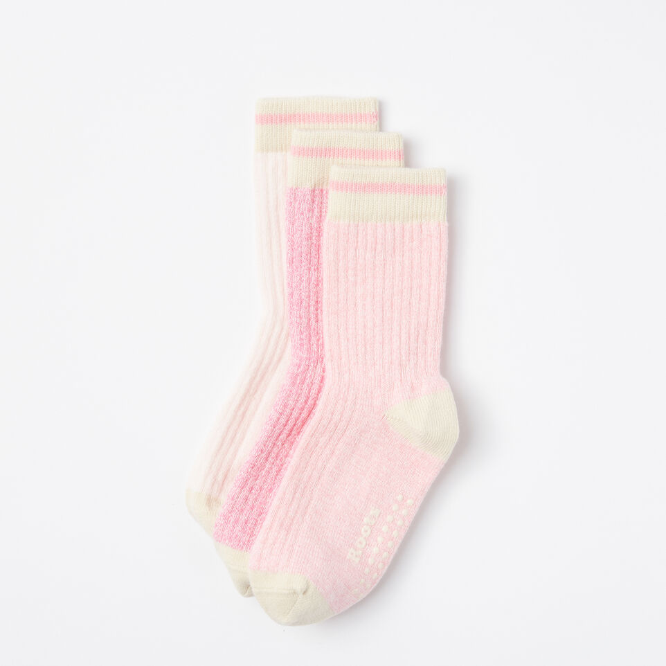 Roots-undefined-Baby & Toddler Cabin Sock 3 Pack-undefined-A
