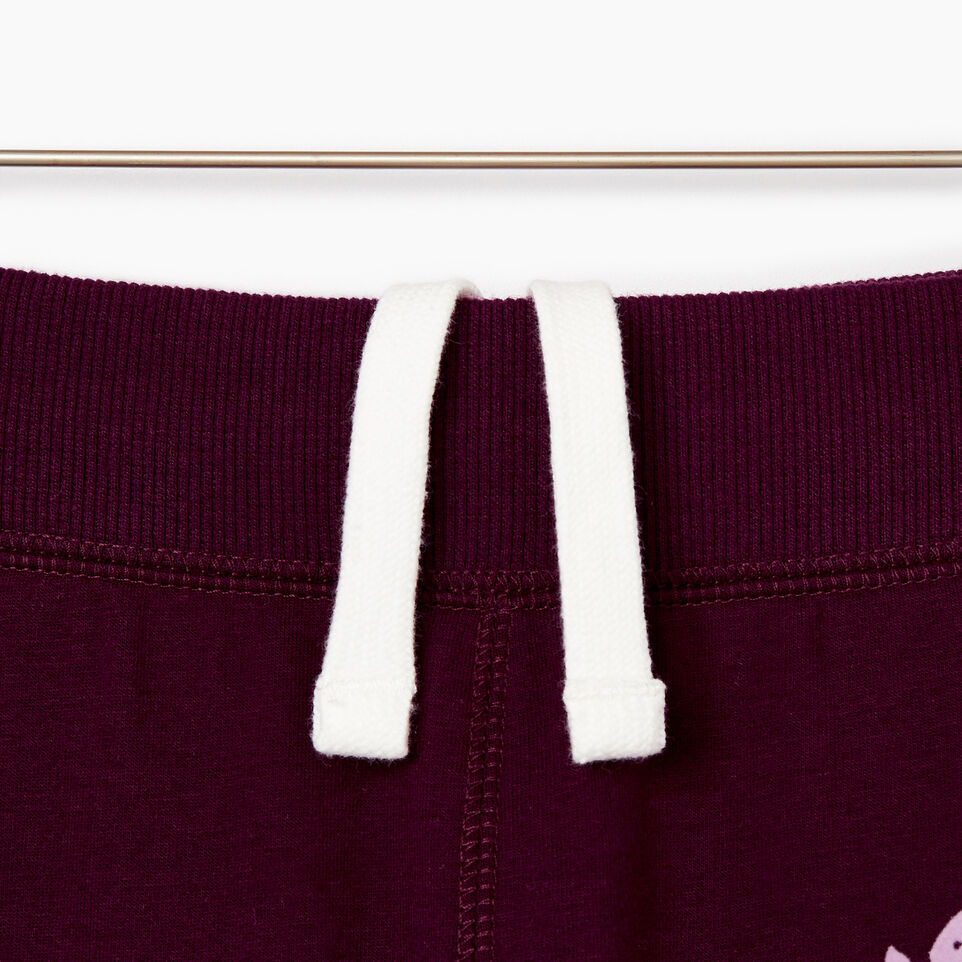 Roots-Kids Our Favourite New Arrivals-Girls Cozy Fleece Sweatpant-Pickled Beet-C