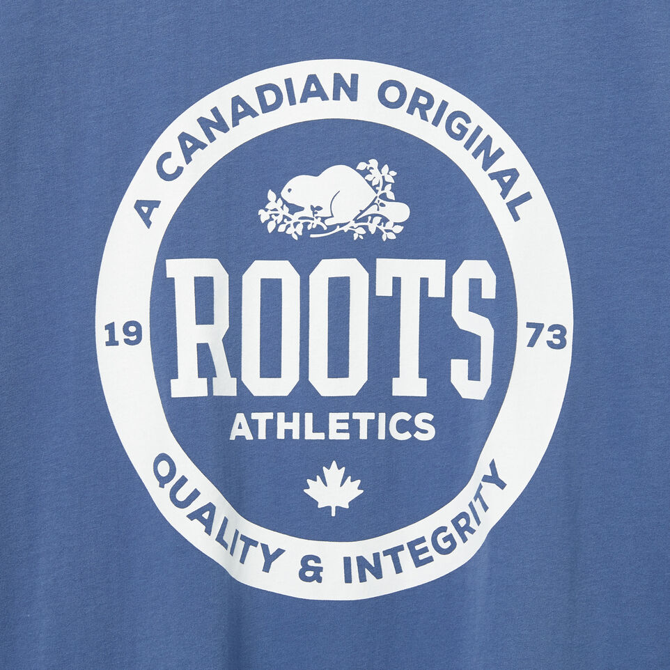 Roots-undefined-Mens Roots Ring T-shirt-undefined-D