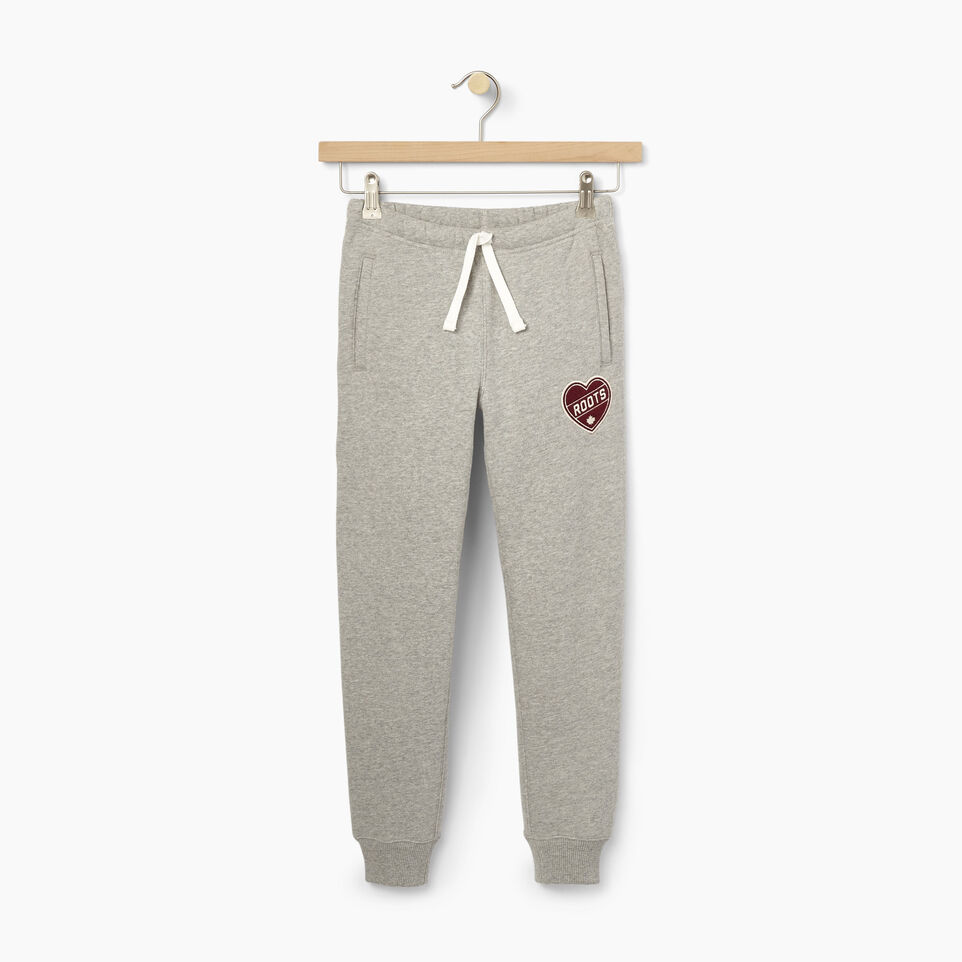 Roots-Girls Patches Sweatpant