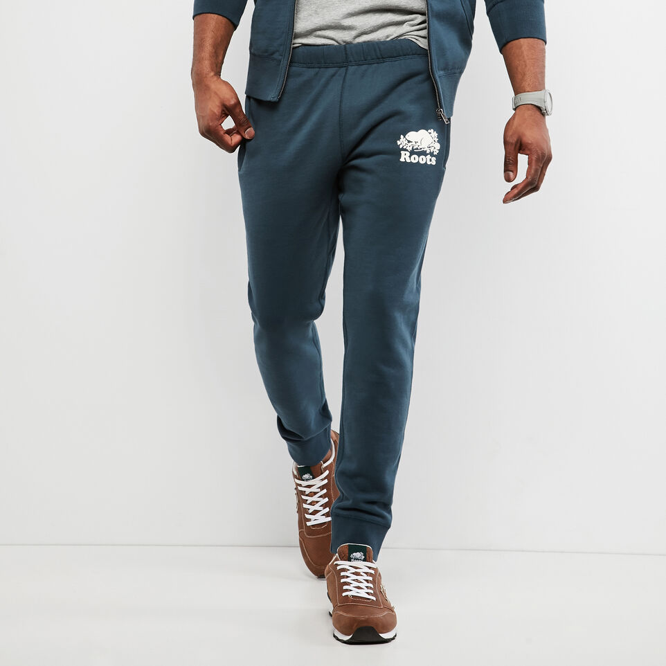 Roots-undefined-Terry Park Slim Sweatpant-undefined-A