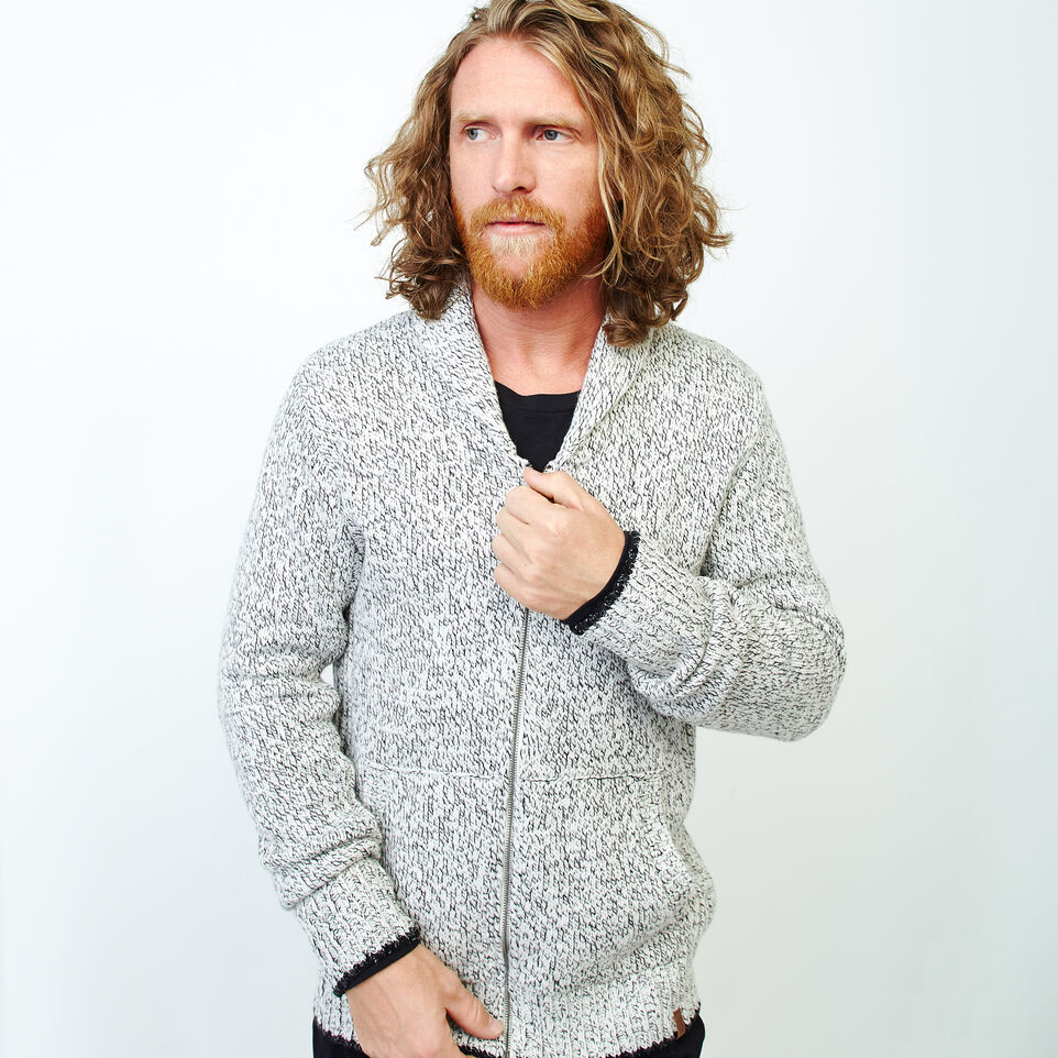 Roots-Men Our Favourite New Arrivals-Snowy Fox Zip Cardigan-Snowy Fox-A