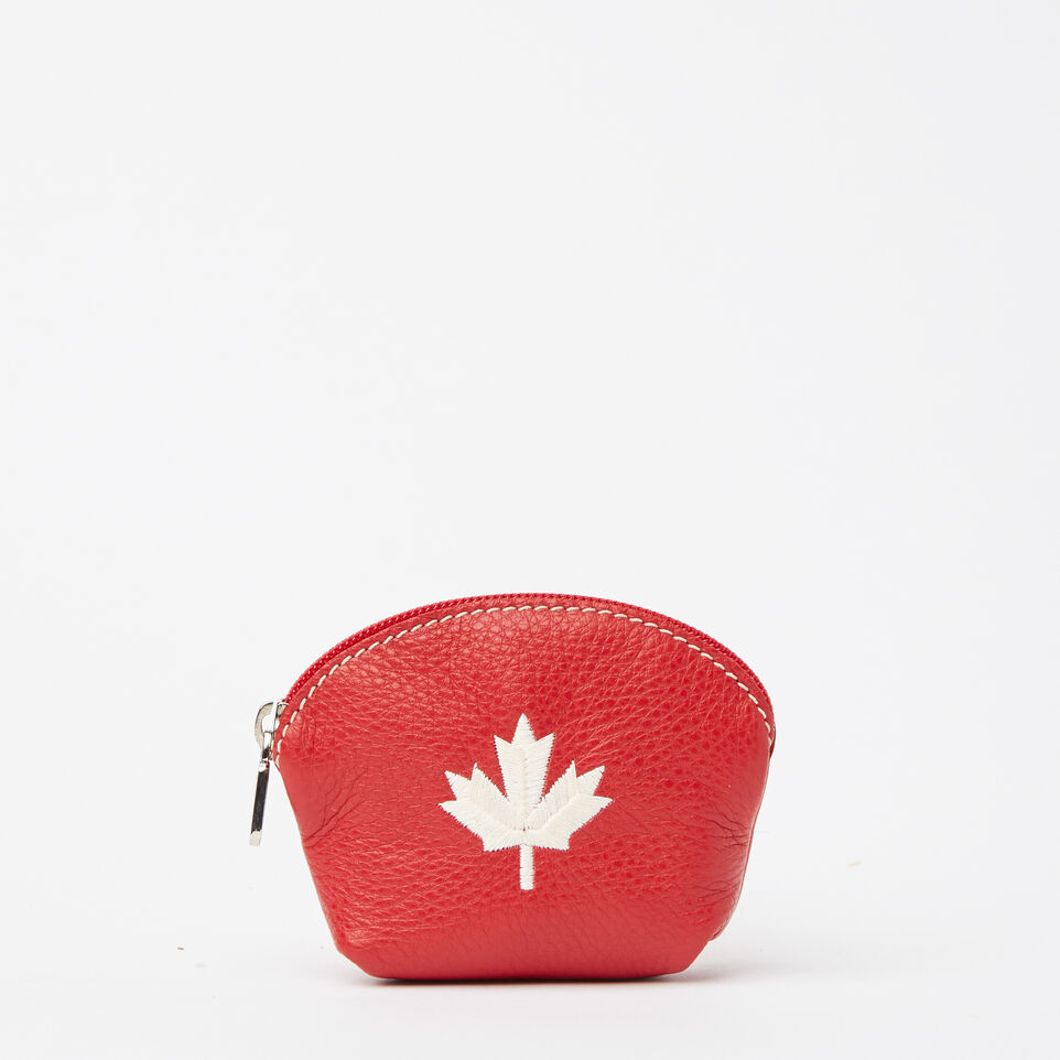 Roots-undefined-Maple Leaf Euro Pouch Prince-undefined-B