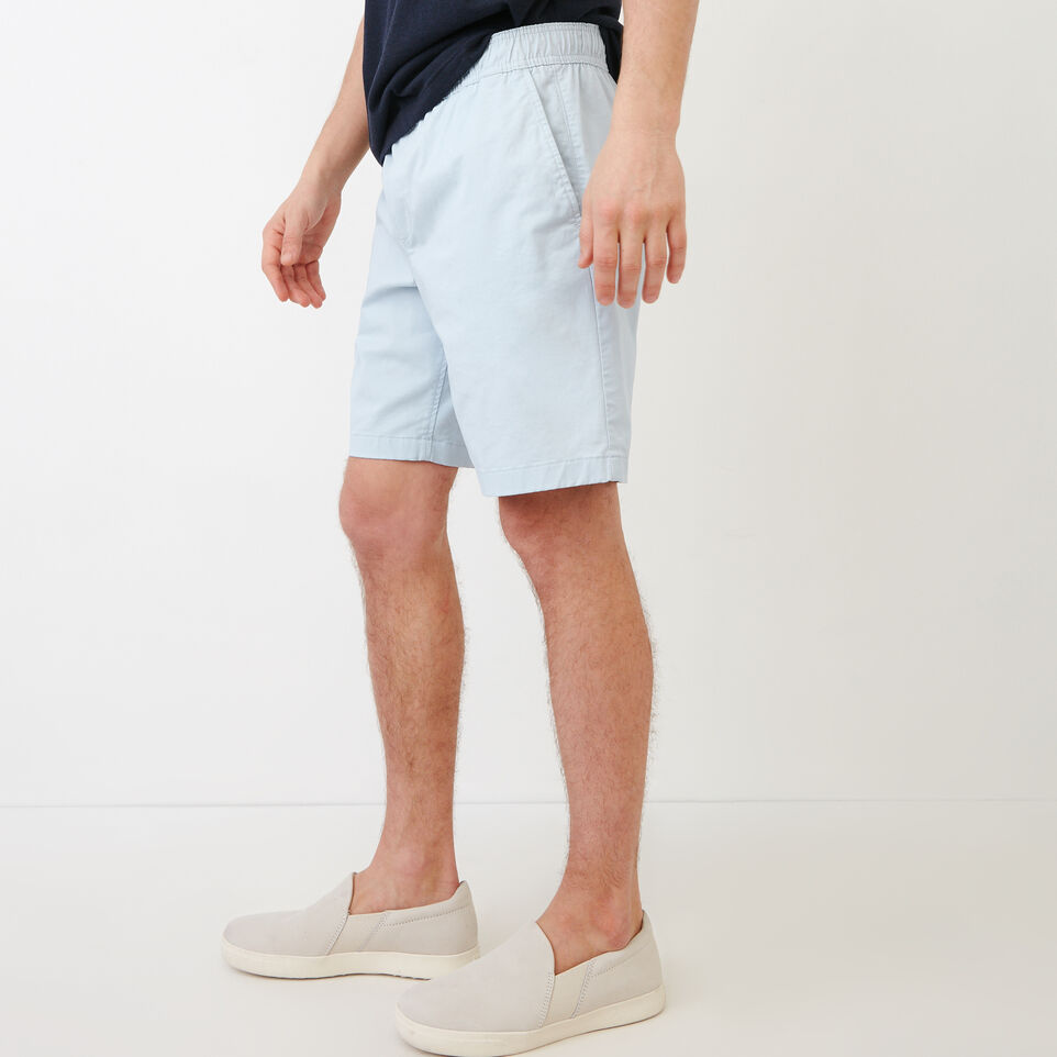 Roots-Men Our Favourite New Arrivals-Essential Short-Baby Blue-C