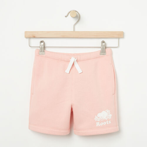 Roots-Sale Girls-Girls Original Athletic Short-Blossom Pink-A
