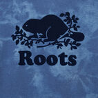 Roots-Kids Toddler Boys-Toddler Cooper Beaver T-shirt-Federal Blue-C