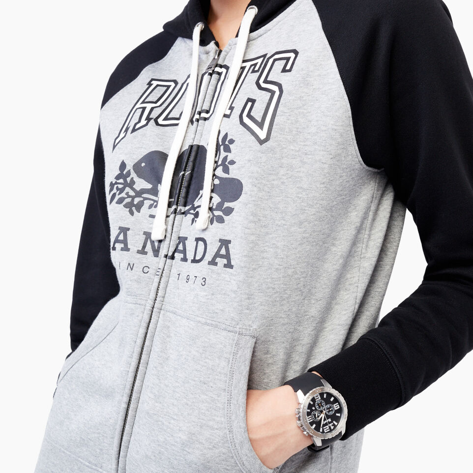 Roots-undefined-Classic Colourblocked Hoody-undefined-E
