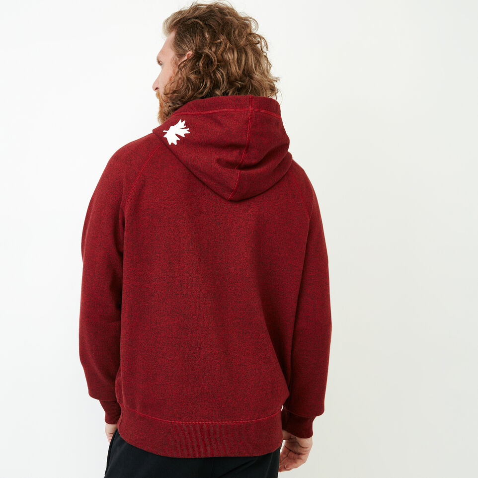 Roots-Men Our Favourite New Arrivals-Original Kanga Hoody-Sundried Tomato Ppr-D