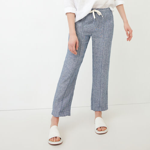 Roots-Women Bottoms-Sadie Pant-Eclipse-A