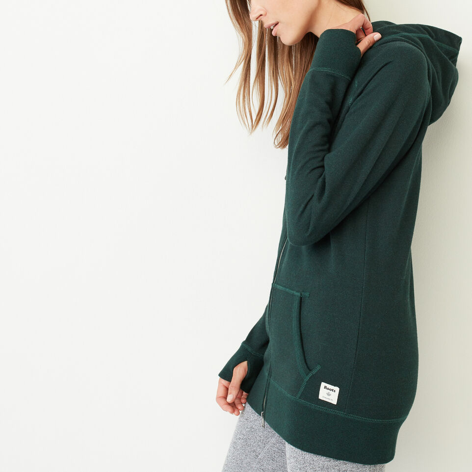 Roots-undefined-Capri Full Zip Hoody-undefined-C