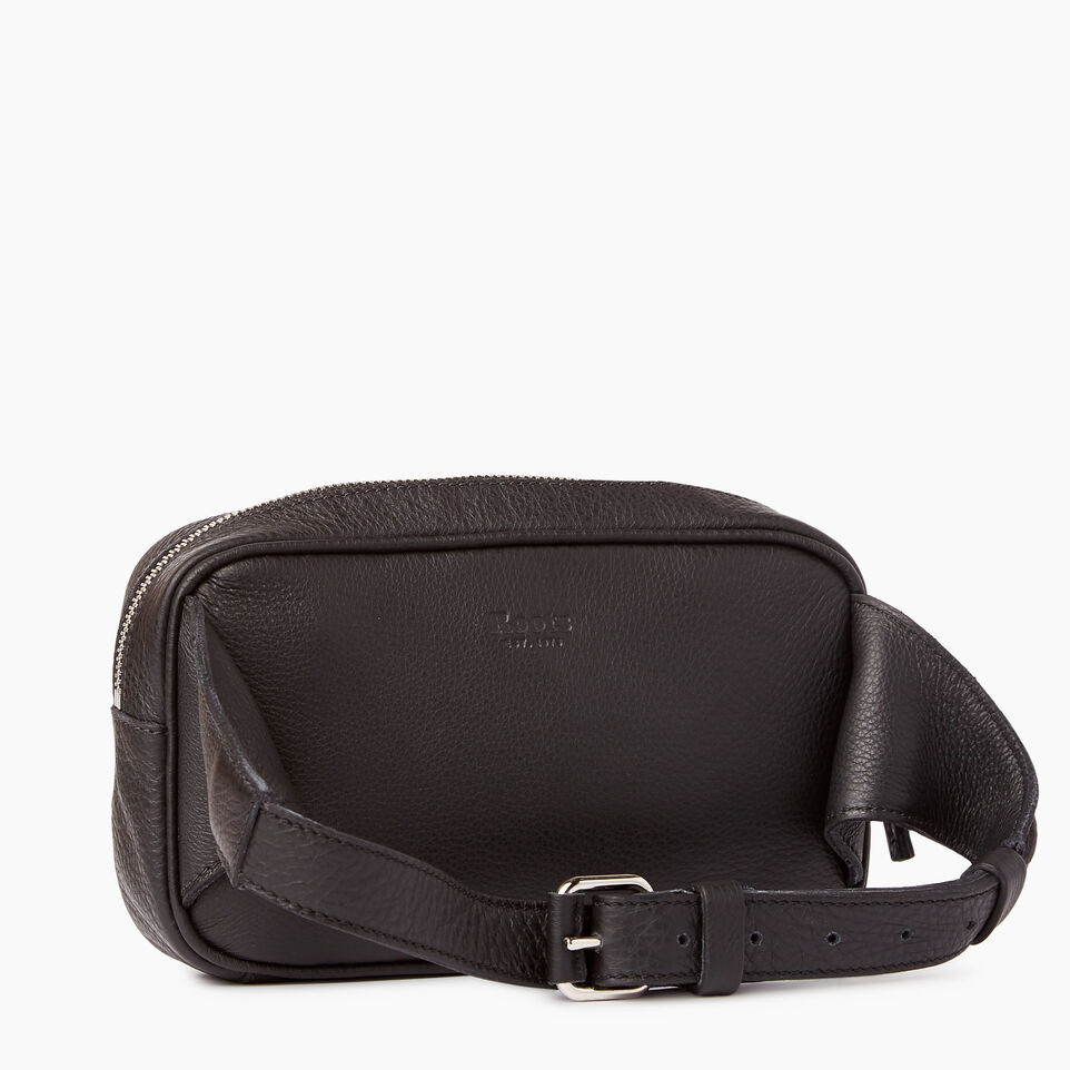 Roots-Leather Our Favourite New Arrivals-Roots Belt Bag-Black-C