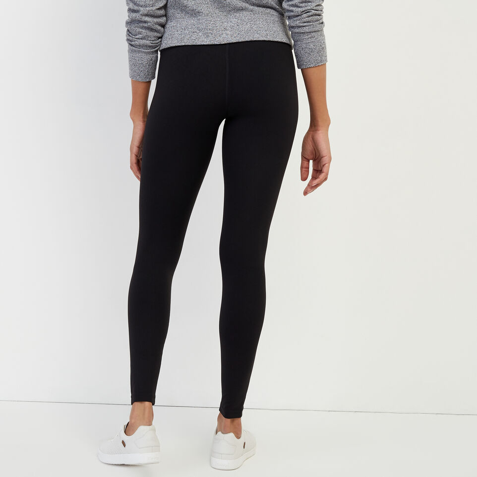Roots-New For February Journey Collection-High Waist Journey Legging-Black-D