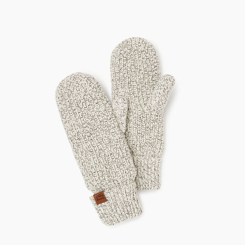 Roots-Women Categories-Snowy Fox Mitt-Snowy Fox-A