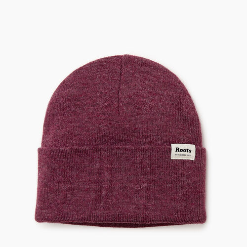 Roots-Women Categories-Bracebridge Toque-Purple Potion Mix-A