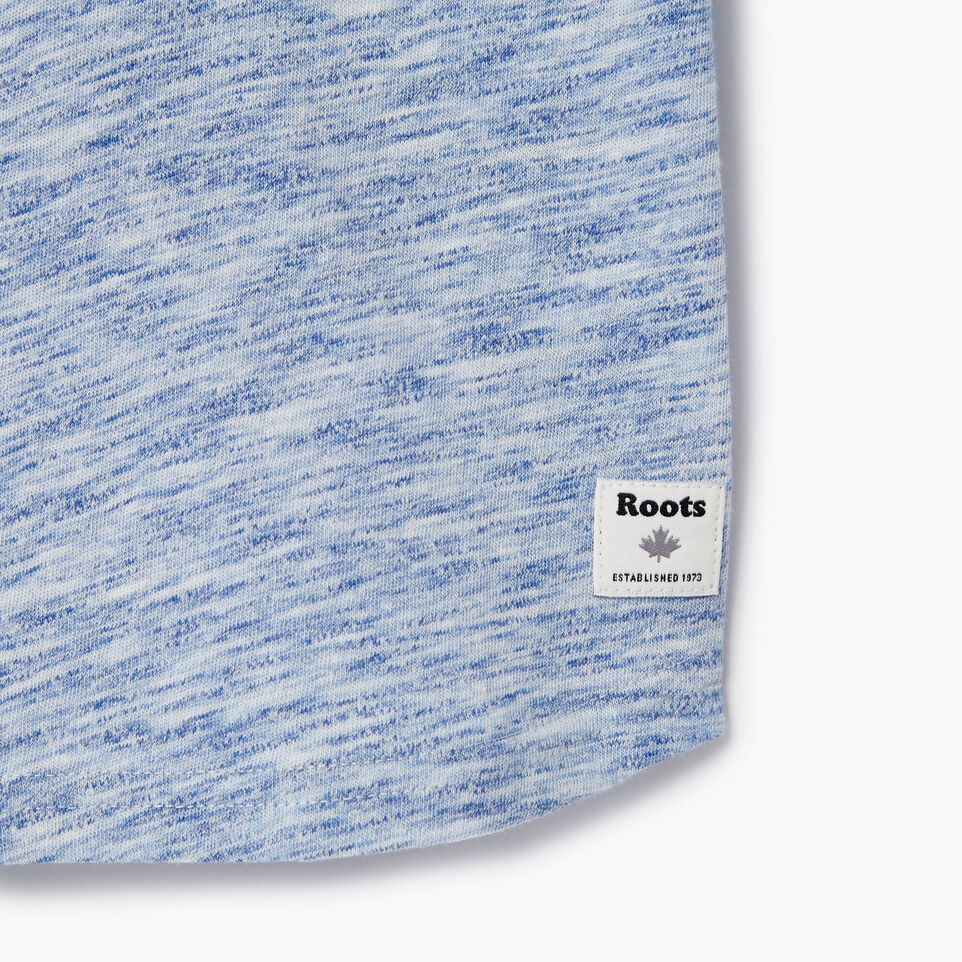 Roots-Kids Our Favourite New Arrivals-Toddler Roots Space Dye T-shirt-Active Blue-C