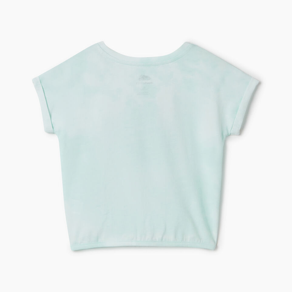 Roots-undefined-Girls Tie T-shirt-undefined-B