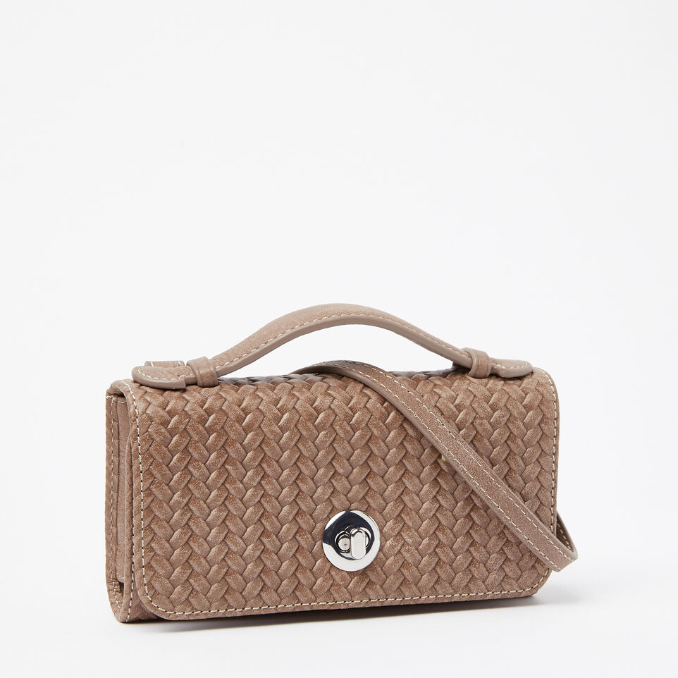 Roots-undefined-Turnlock Wallet Bag Woven Tribe-undefined-A
