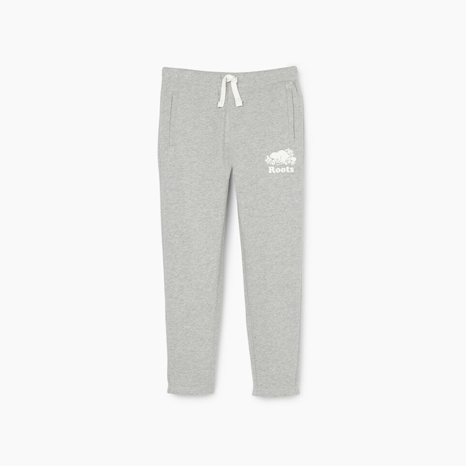 Roots-undefined-Girls Easy Ankle Sweatpant-undefined-A